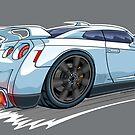 FineTooned GTR  by CraigWoida