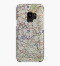 Map Case/Skin for Samsung Galaxy