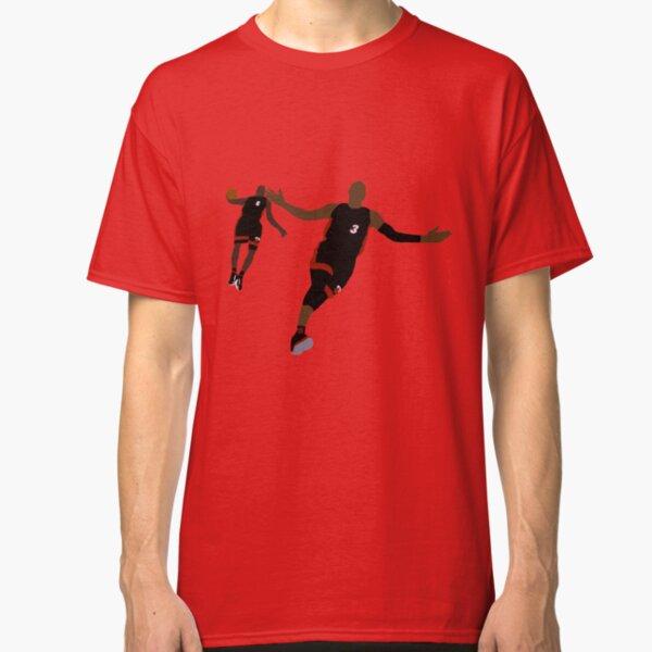 Dwyane Wade Lob To LeBron James Classic T-Shirt