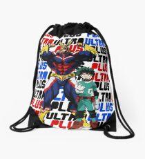 Plus Ultra Drawstring Bag