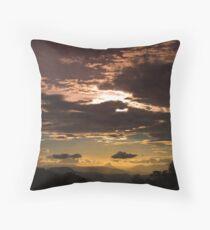 Lamington Sunset Throw Pillow