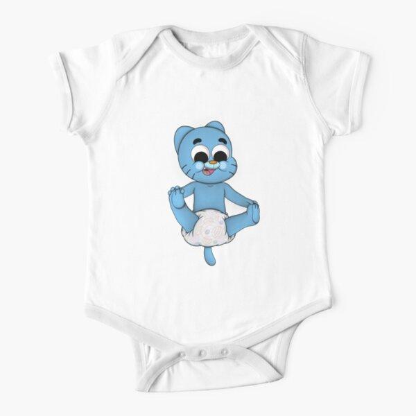 Baby Gummypuss! Short Sleeve Baby One-Piece