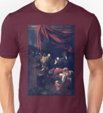 Caravaggio Death of the Virgin T-Shirt