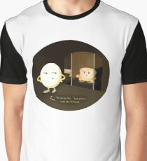 Keep the Carbs Out Graphic T-Shirt