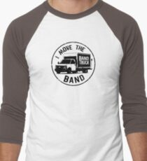 I Move The Band (Black Lettering) T-Shirt