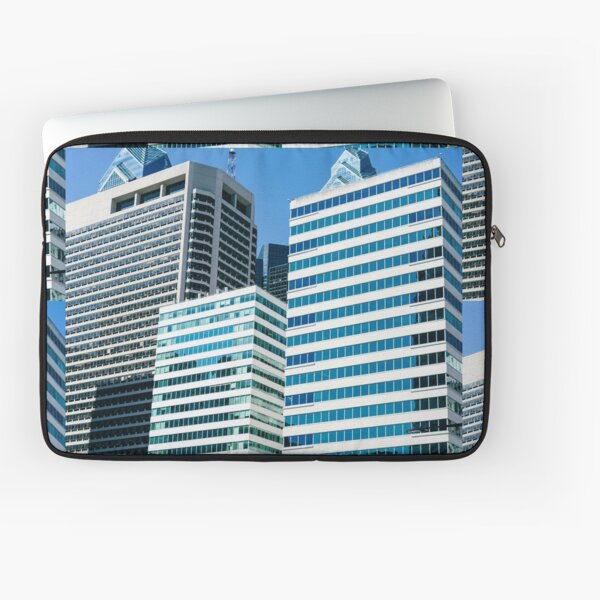 Philly Geometry Laptop Sleeve