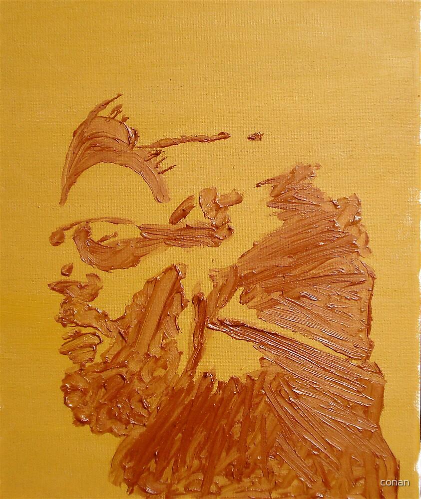 Self Portrait by conan