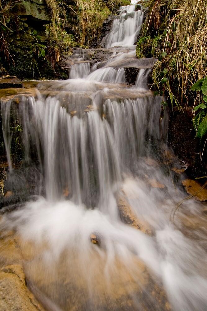 Waterfall by mwillshaw