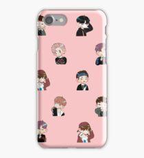BTS Mini (YNWA) Set iPhone Case/Skin