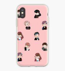 BTS Mini (YNWA) Set iPhone Case
