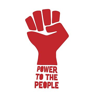 Power to the People by guaxinim