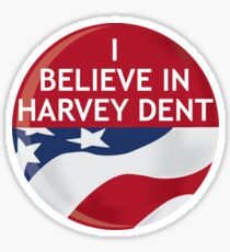 I Believe in Harvey Dent Sticker Sticker