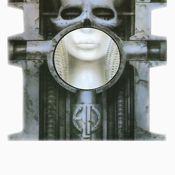 Emerson, Lake & Palmer - Cirugía de ensaladas cerebrales de Garblesnatcher