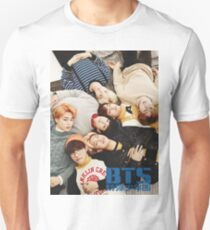 BTS Layin' Around Unisex T-Shirt