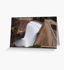Blyde Dam Limpopo Greeting Card