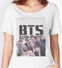 BTS Boyz Women's Relaxed Fit T-Shirt