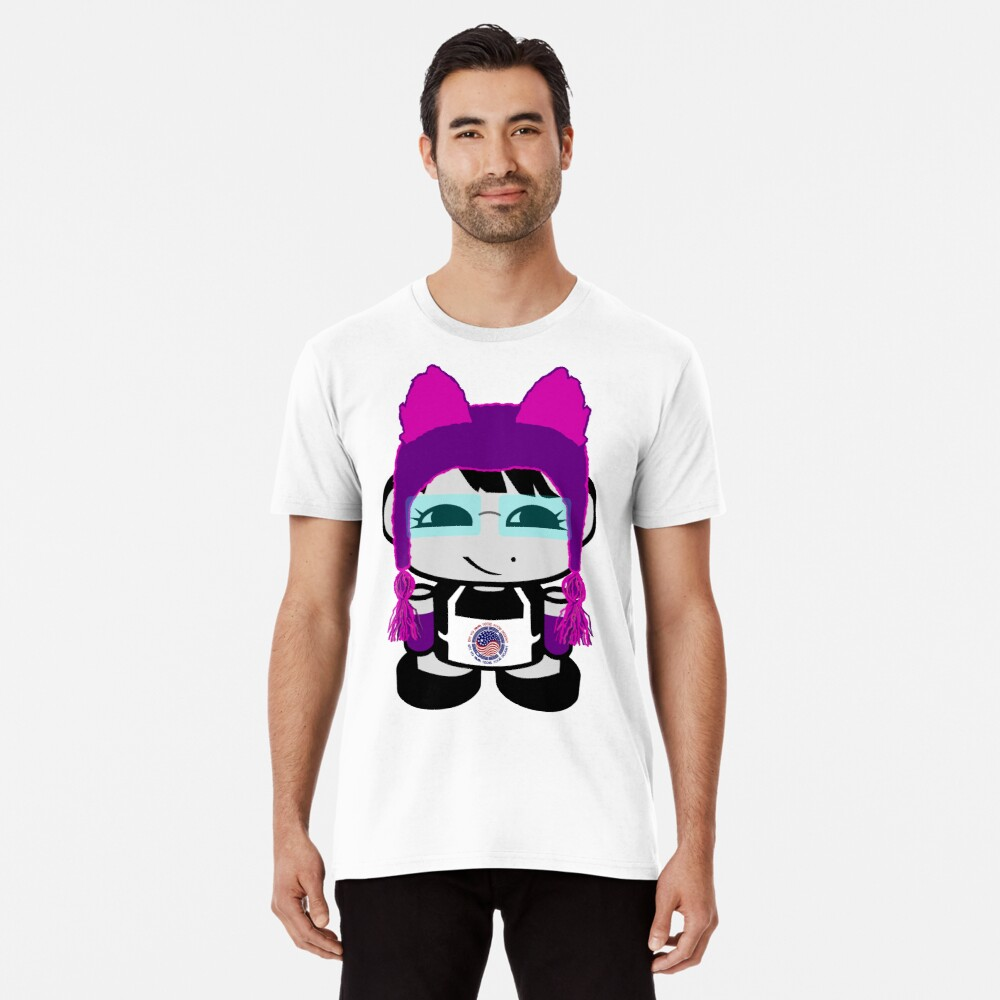 Ogi Gogi O'BOT Toy Robot 1.0 Premium T-Shirt