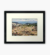 Historic Quito Framed Print