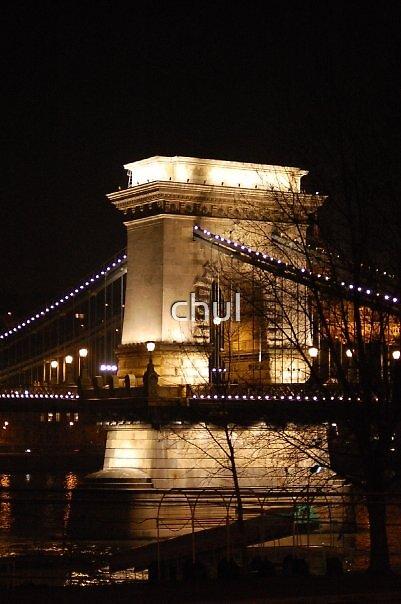 budapest bridge by chul