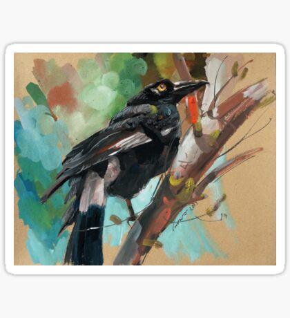 bird-12 Sticker