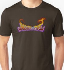 Breath of Fire (SNES) Title Screen Unisex T-Shirt