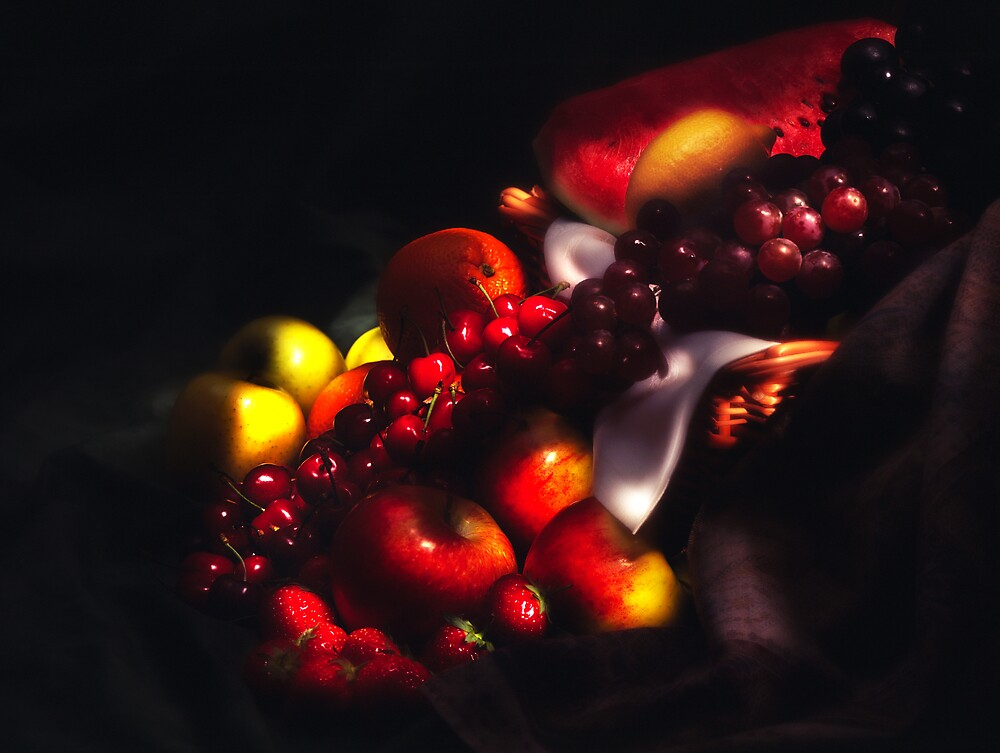 Fruit by Phillip  McCordall