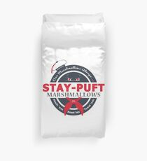 Stay-Puft Duvet Cover