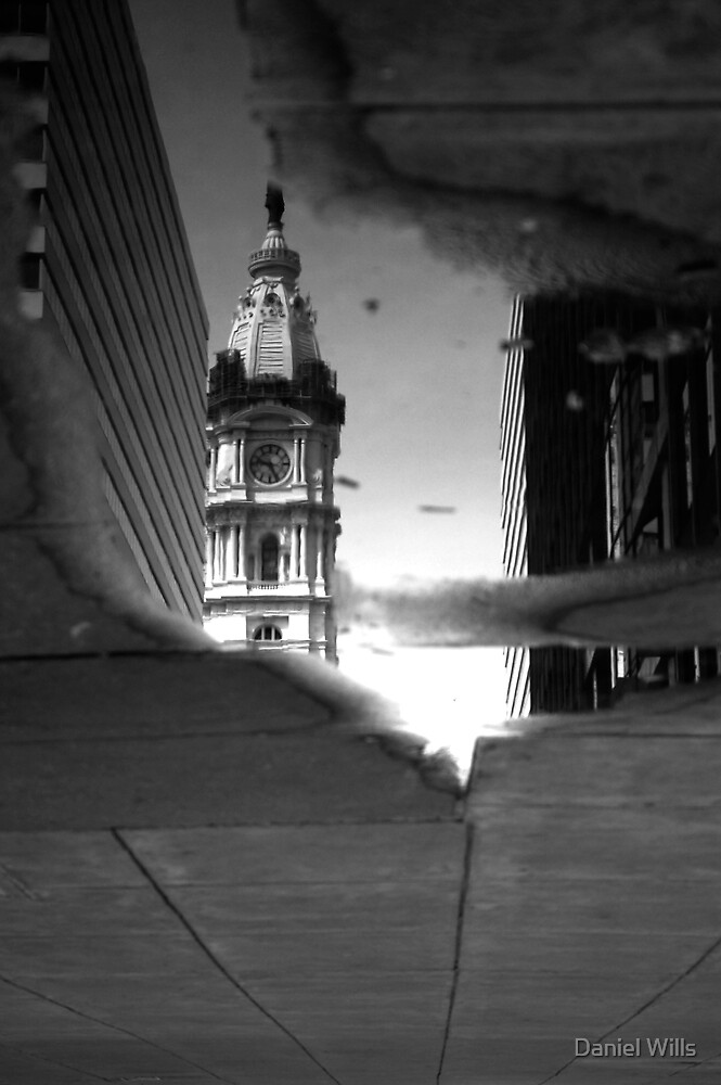 Reflection of a City III by Daniel Wills