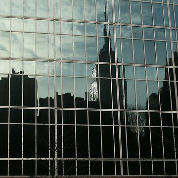 A City Reflected by heels76