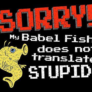 Babel Fish Translator Parody by hanshotsecond