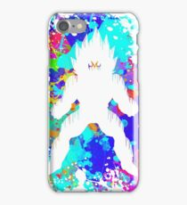 SS Paint Majin Prince iPhone Case/Skin