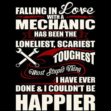 Falling In Love With A Mechanic by gasgasna