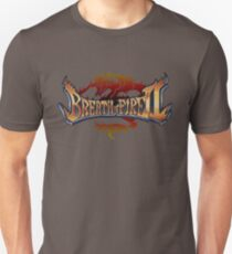 Breath of Fire 2 (SNES) Title Screen Unisex T-Shirt