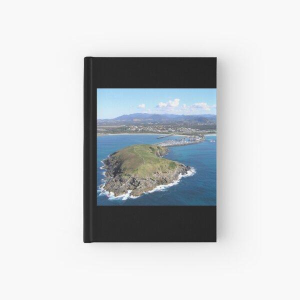 Muttonbird Island - Coffs Harbour, NSW Australia Hardcover Journal