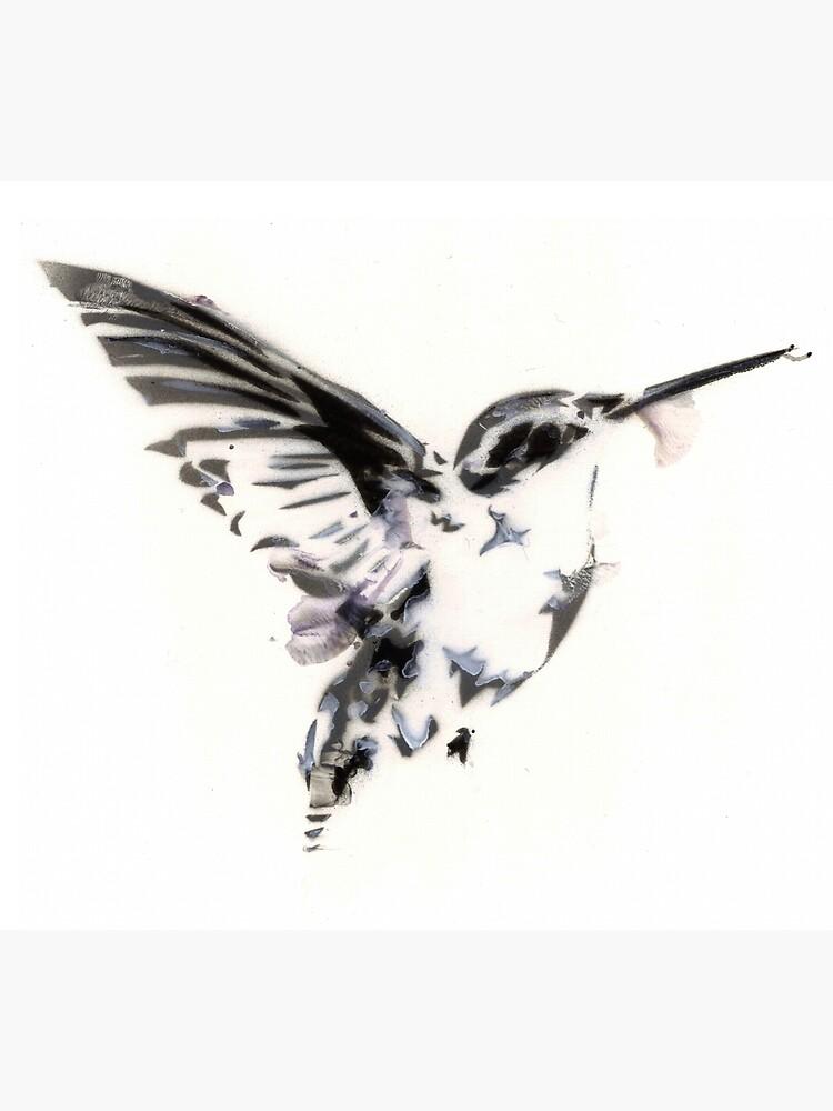 humming bird by slagseed