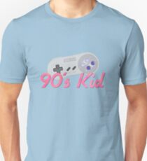 90's Kid SNES T-Shirt