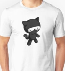 Ninja Kitty Unisex T-Shirt