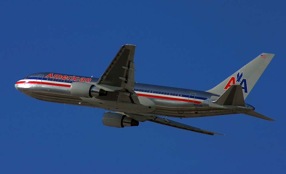 AA 767-200 by Jeremy Davis