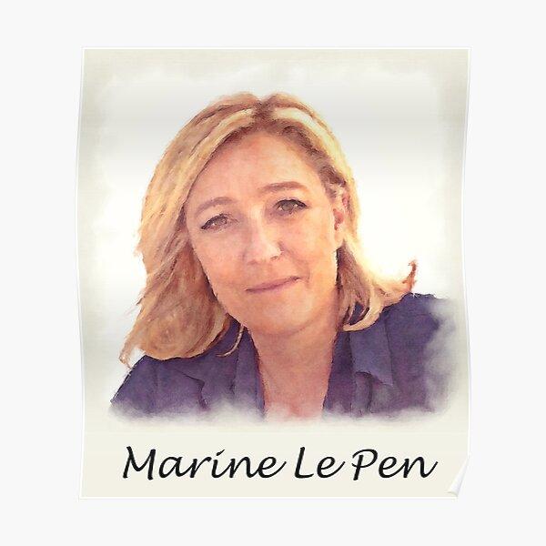 Le Pen Poster