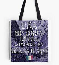 historia Tote Bag