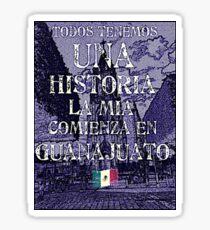 historia Sticker