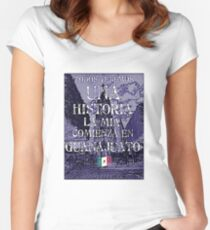historia Women's Fitted Scoop T-Shirt