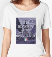historia Women's Relaxed Fit T-Shirt