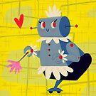 Rosie the Robot by Hadoland