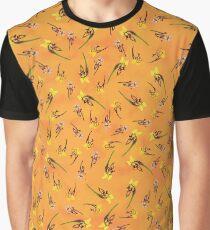 Diuris Graphic T-Shirt
