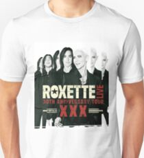 Roxette XXX Aniversary Tour T-Shirt
