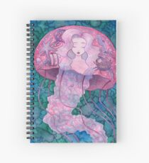 Jelly Dreams Spiral Notebook