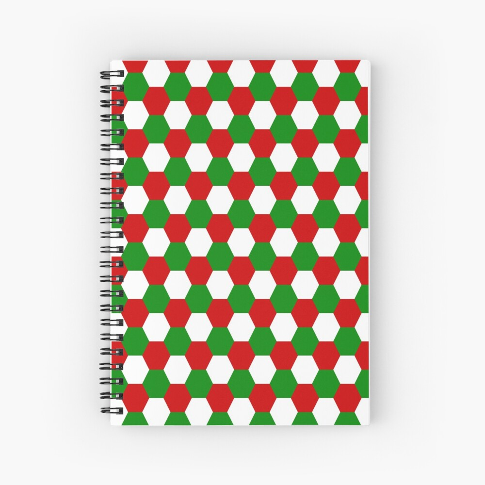 """""""""""Christmas Hex"""" Red Green White Christmas Colors ..."""