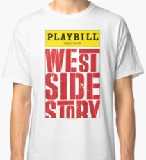 West Side Story Playbill Classic T-Shirt