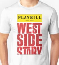 West Side Story Playbill Unisex T-Shirt